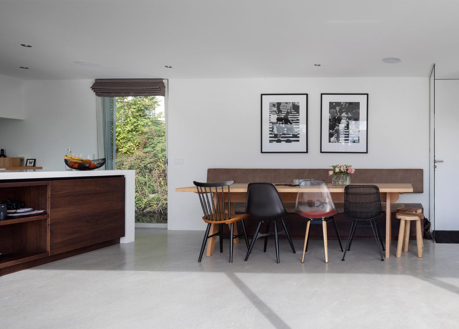 diseño minimalista de la casa