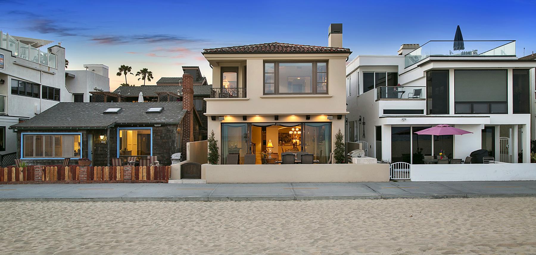 Una casa de lujo en California