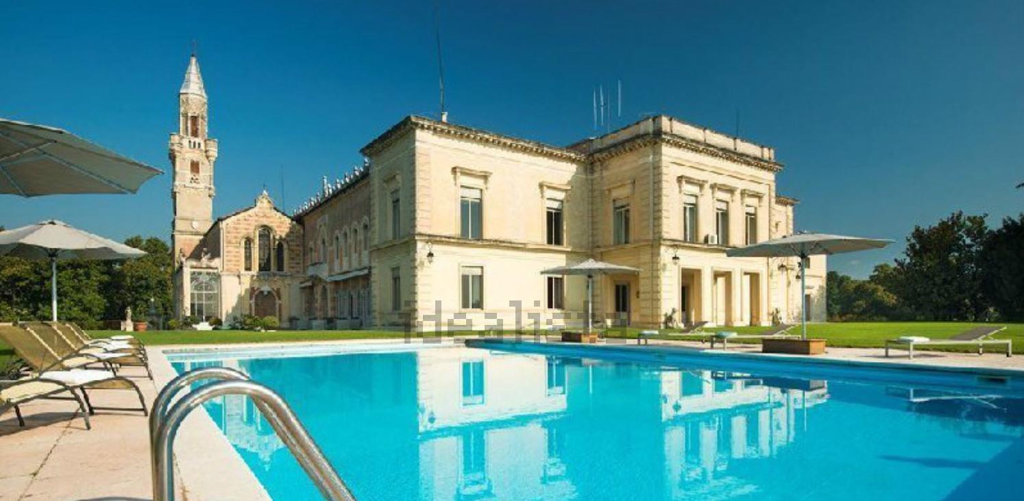 casa de ensueño con piscina en Italia