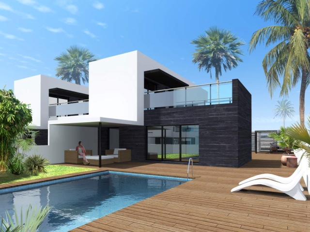 La casa sostenible en Fuerteventura, Canarias