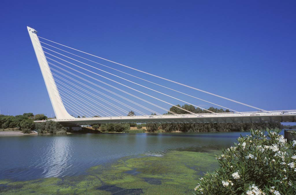 Puente de Calatrava en Sevilla