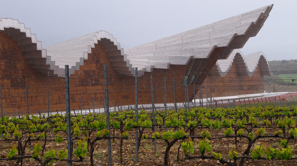 Obra de Calatrava en La Rioja