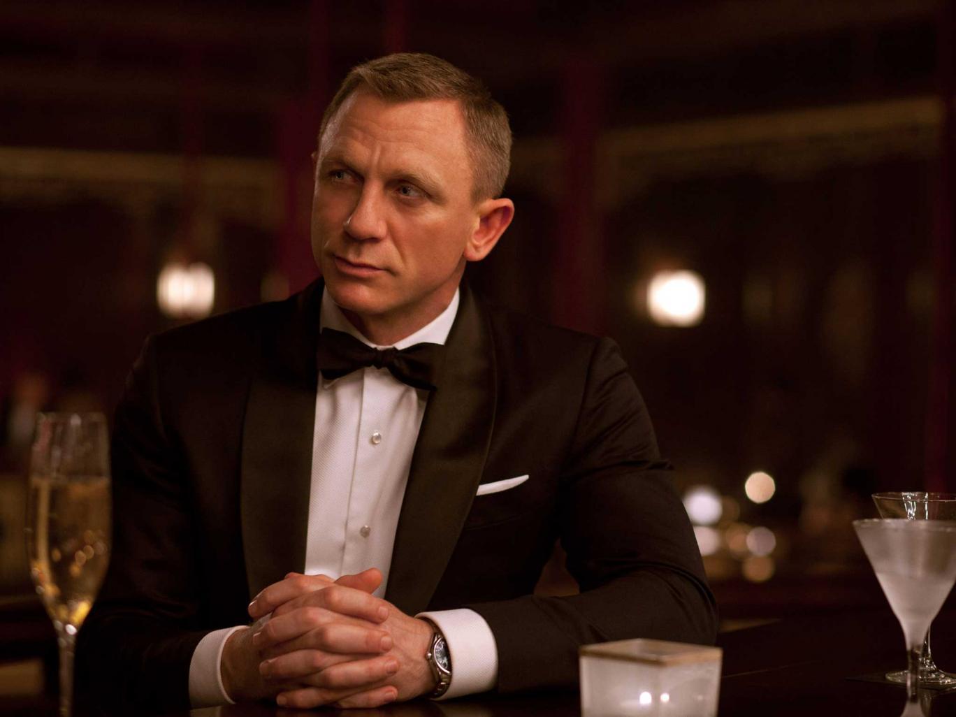 Daniel Craig interpreta el agente 007