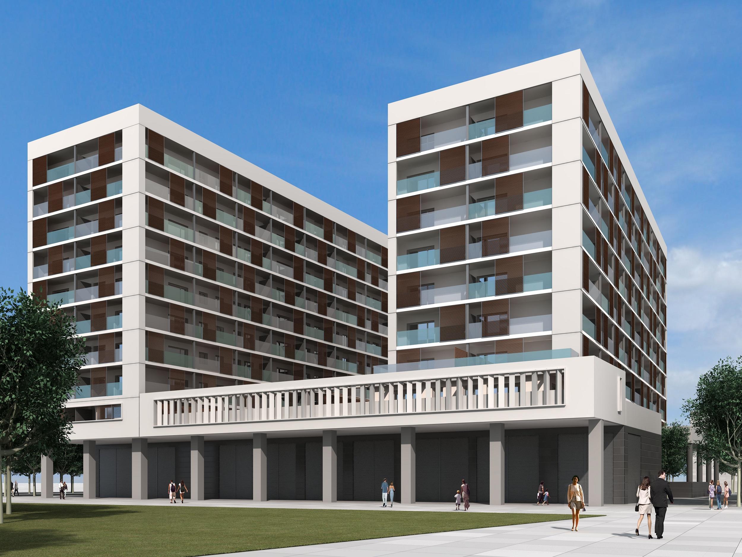 Sareb se convierte en promotor de vivienda construir 783 for Pisos sareb barcelona