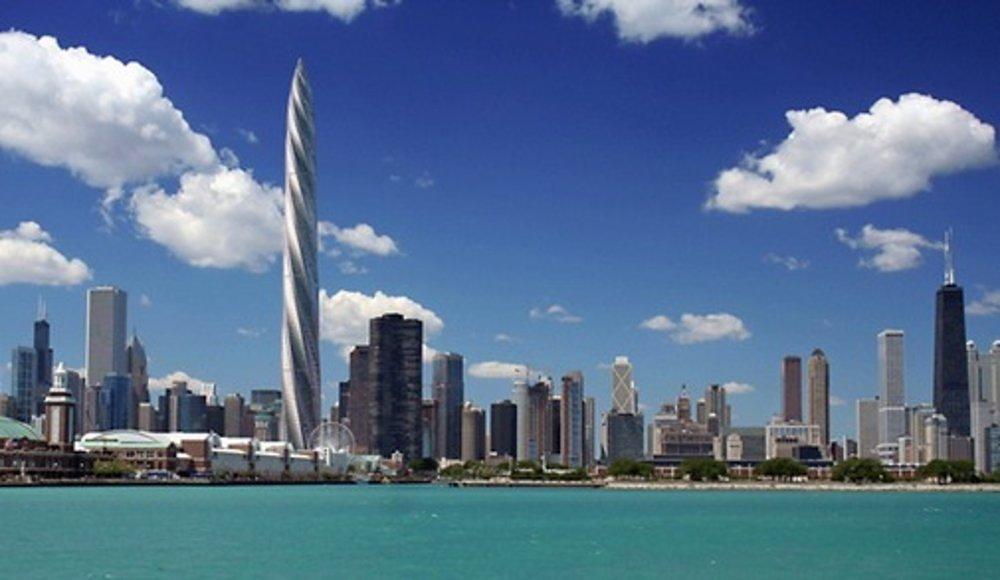 Spired Tower, Chicago