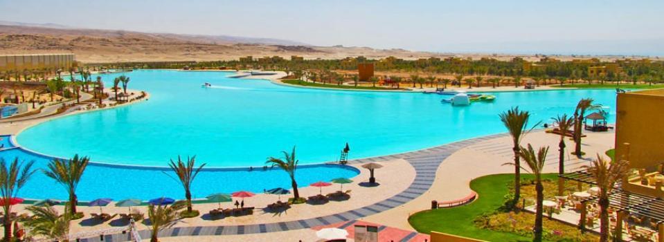 Dead Sea Lagoon (Jordania)