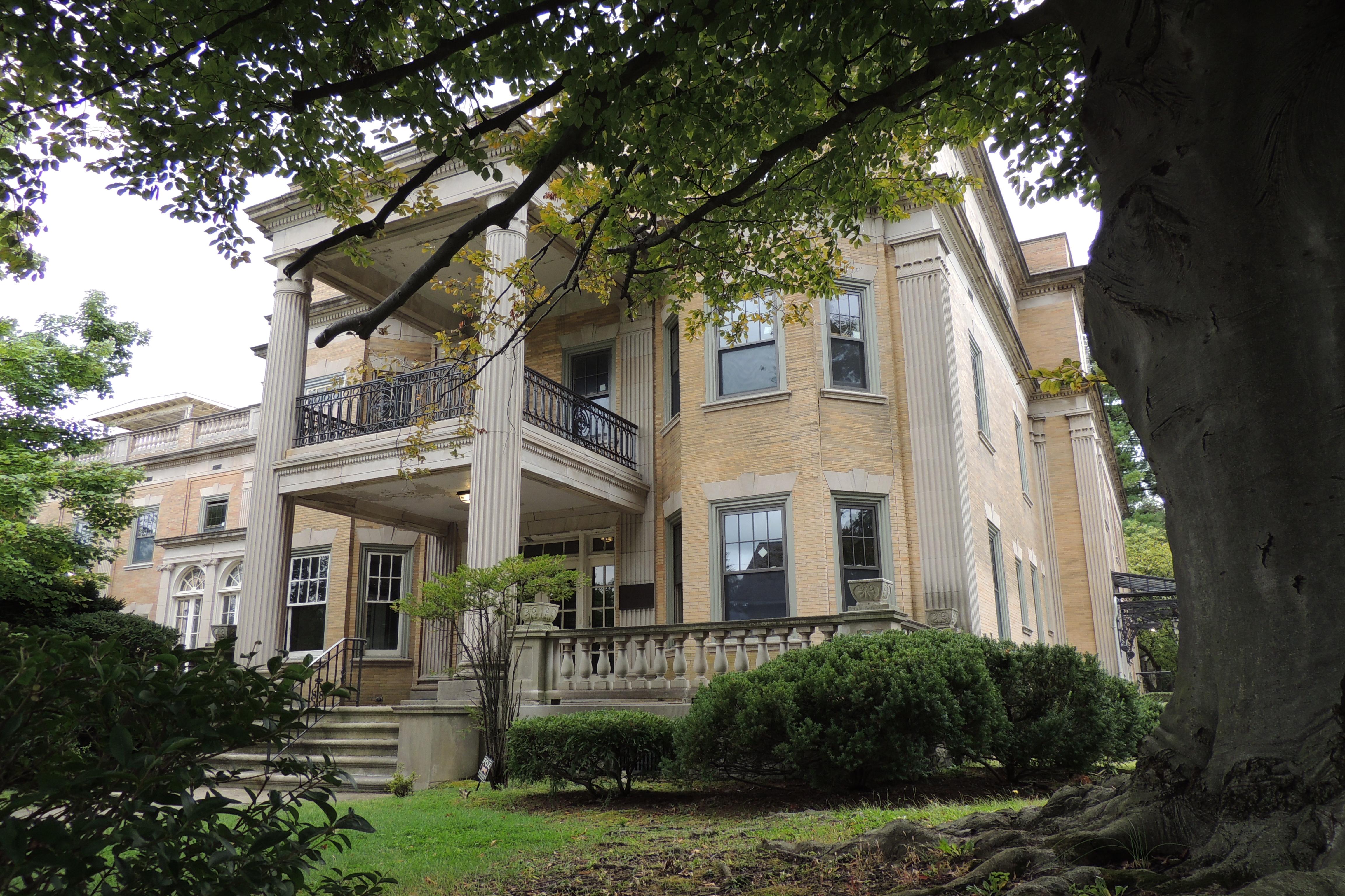 La enorme mansión en EEUU