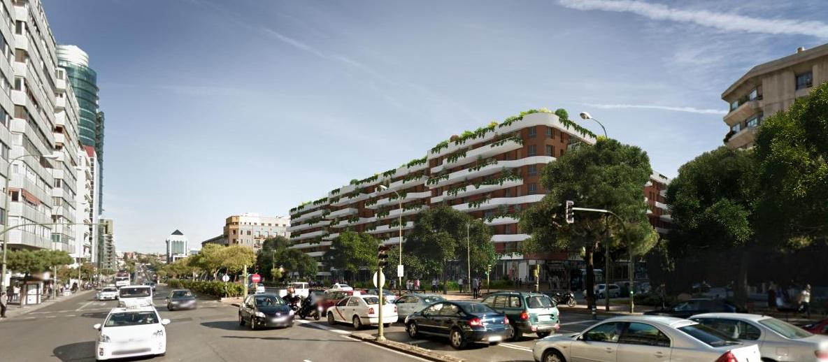 Viviendas nuevas en Madrid