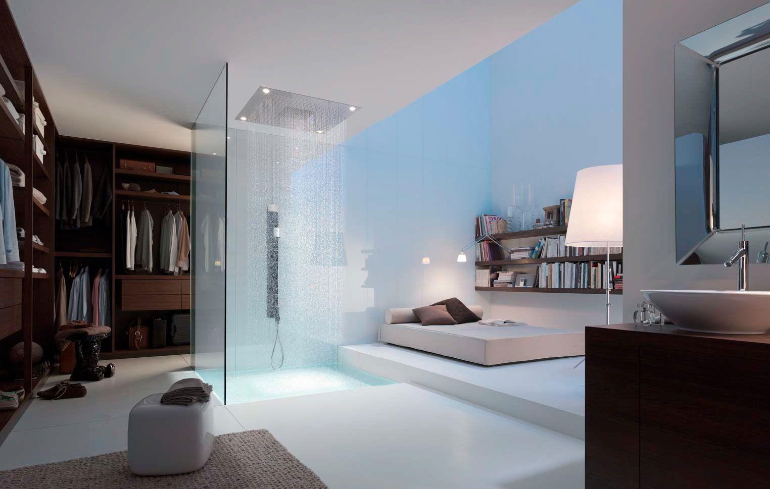 Una ducha espectacular