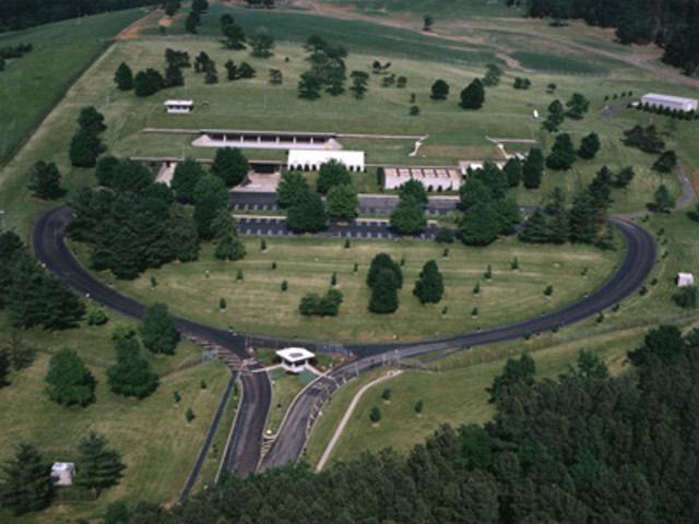 El refugio atómico construido en EEUU durante la guerra fría