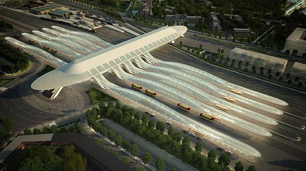 Gare de Mons (Francia)