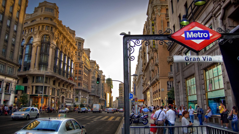 La Gran Vía de Madrid, lugar privilegiado para el comercio