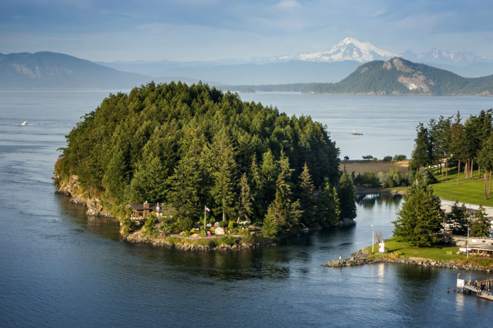 Baklely Island, Estado de Washington (Foto: Trulia)