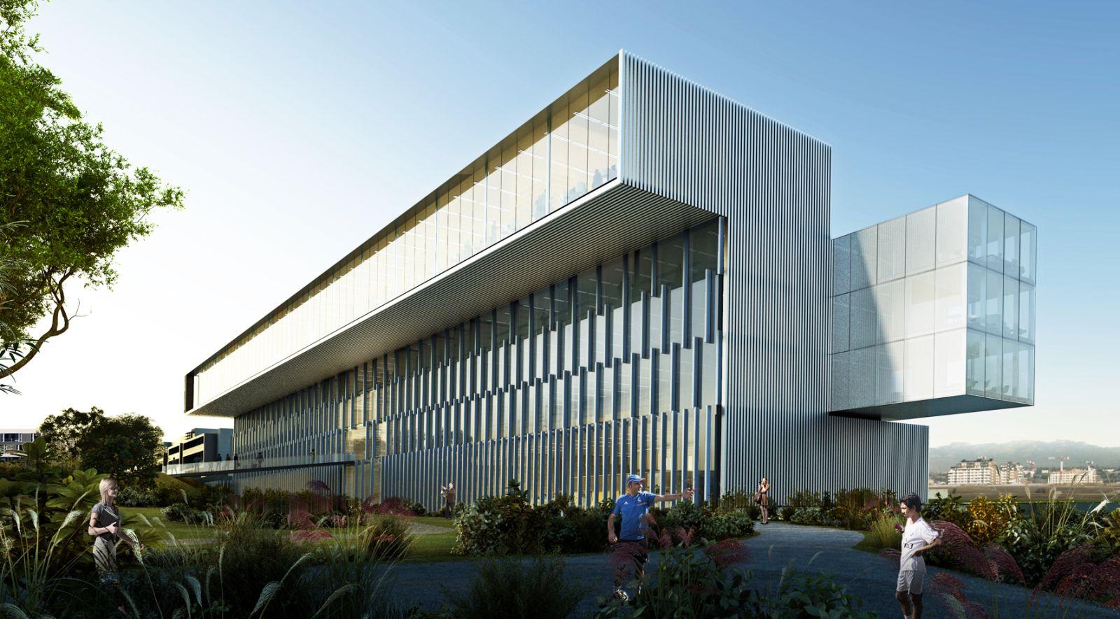 Así será la nueva sede corporativa del Real Madrid