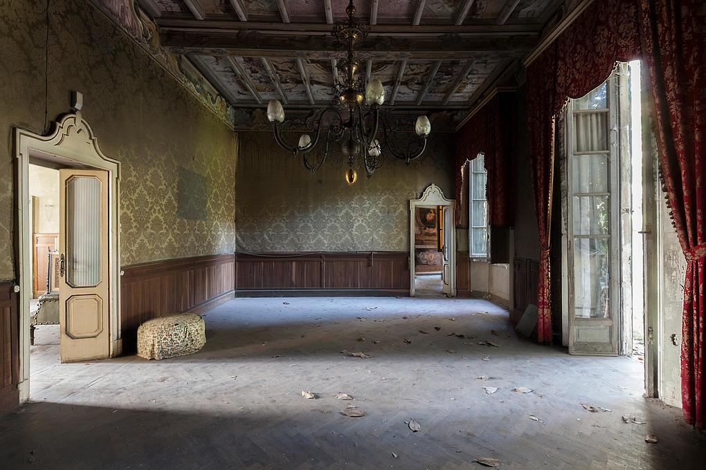 Mansiones abandonadas entre la belleza y el terror for Disegni di case abbandonate