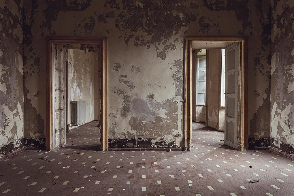 News El Paso >> Mansiones abandonadas, entre la belleza y el terror — idealista/news