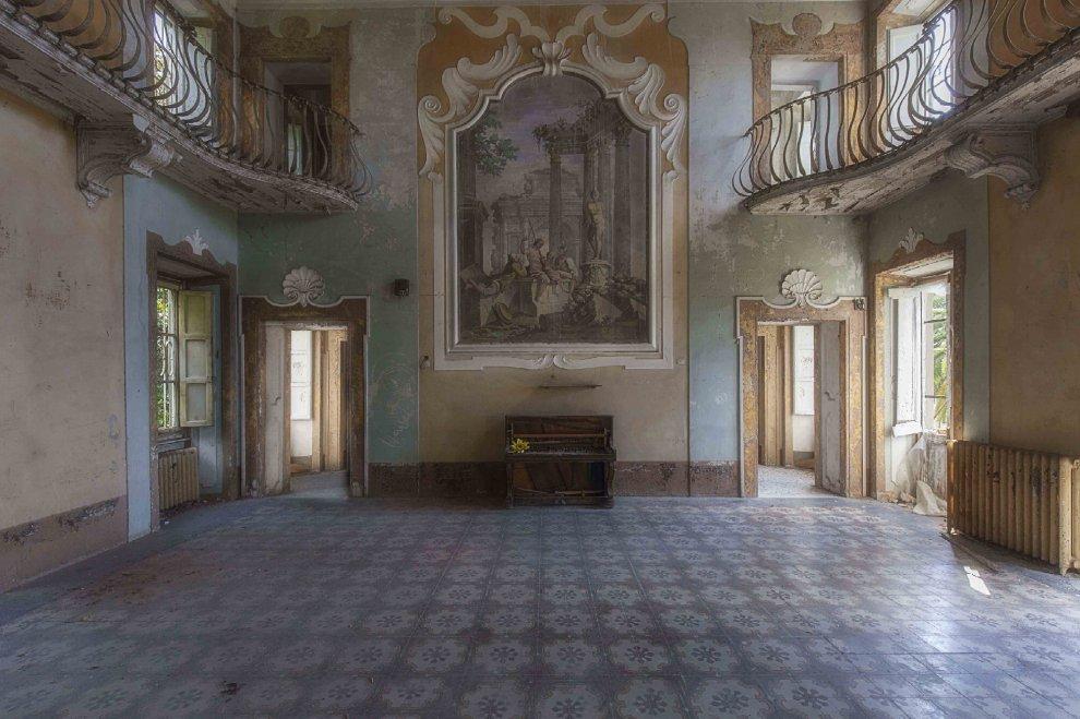 Mansiones abandonadas entre la belleza y el terror - Busco decorador de interiores ...