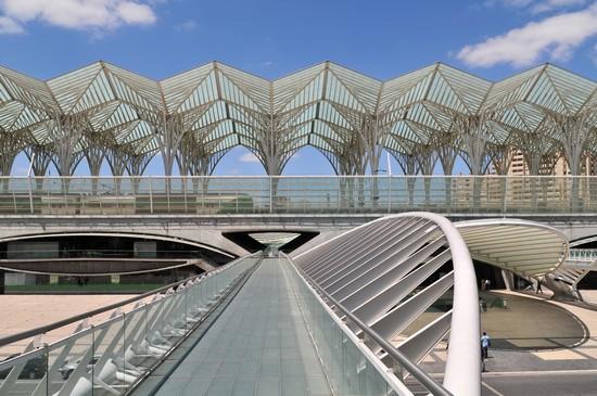 Estación de Oriente, Lisboa