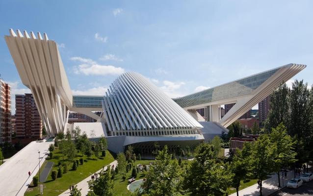 Palacio de Exposicionesy Congresos, Oviedo