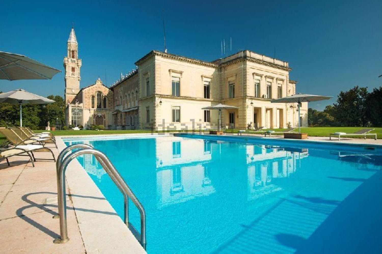 Una casa de ensueño con piscina en Italia