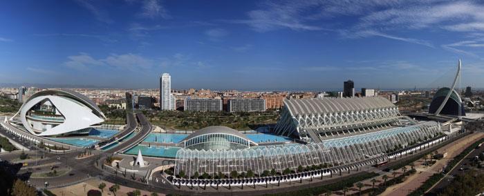 Panorámica del CAC de Valencia