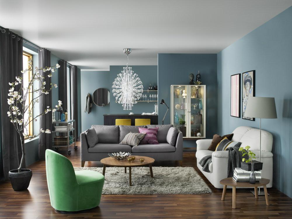 C mo decorar un piso en alquiler para que tus inquilinos for Pisos living decoracion