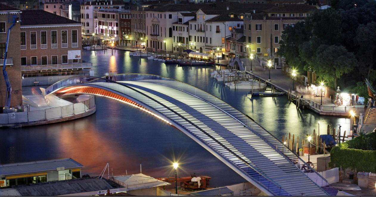 Puente del Canal de Venecia
