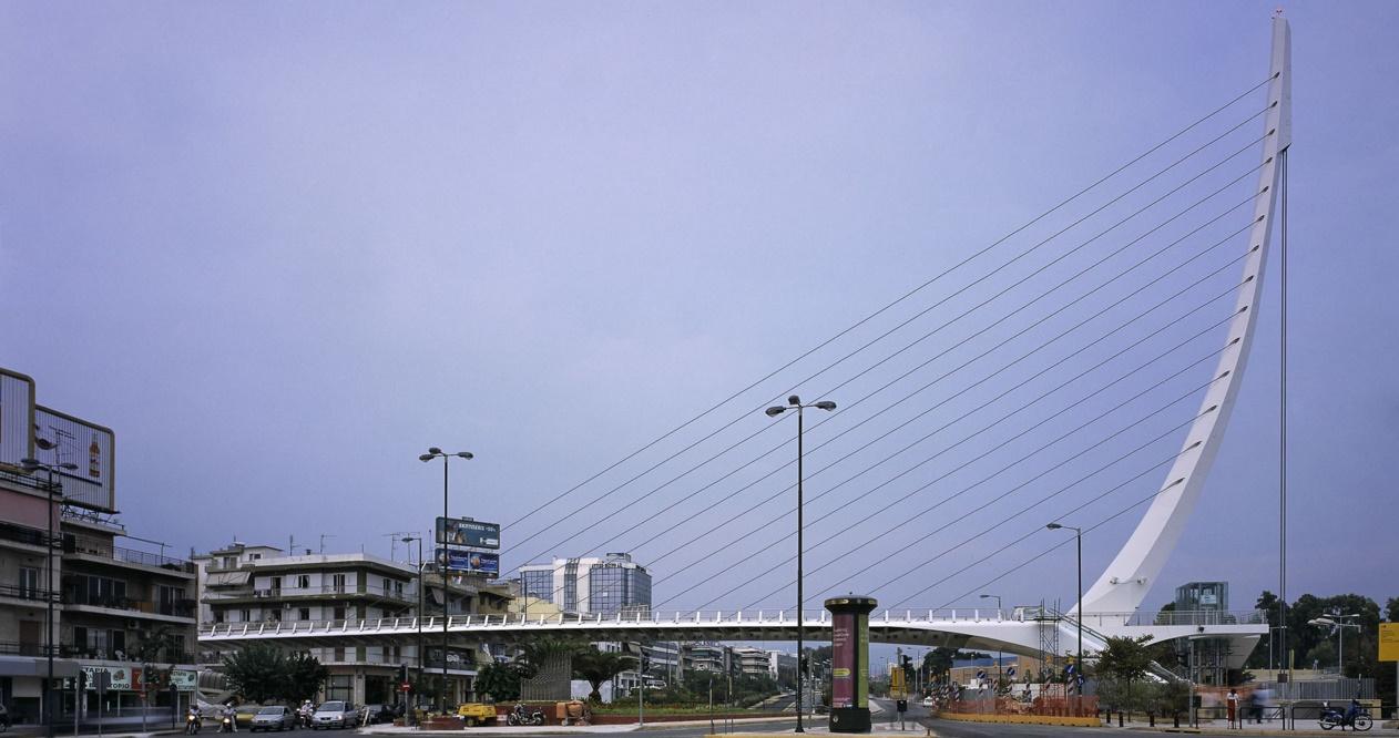 Puente Katehaki, Atenas