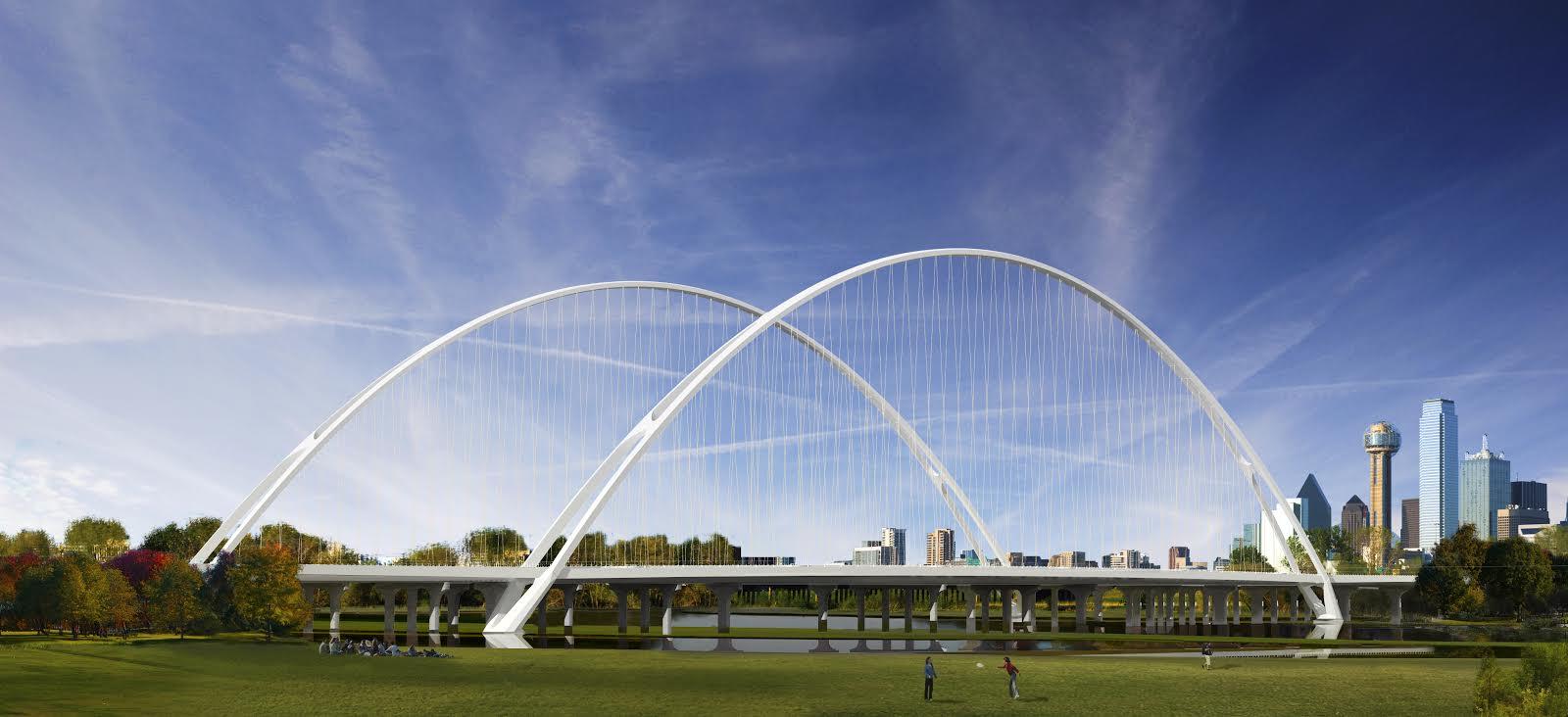Puente Margaret McDermott, Dallas
