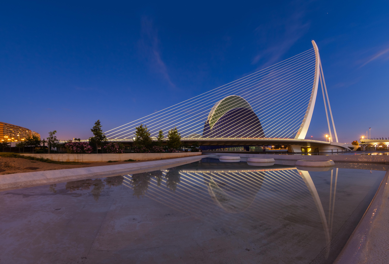Puente de la Serrería, Valencia
