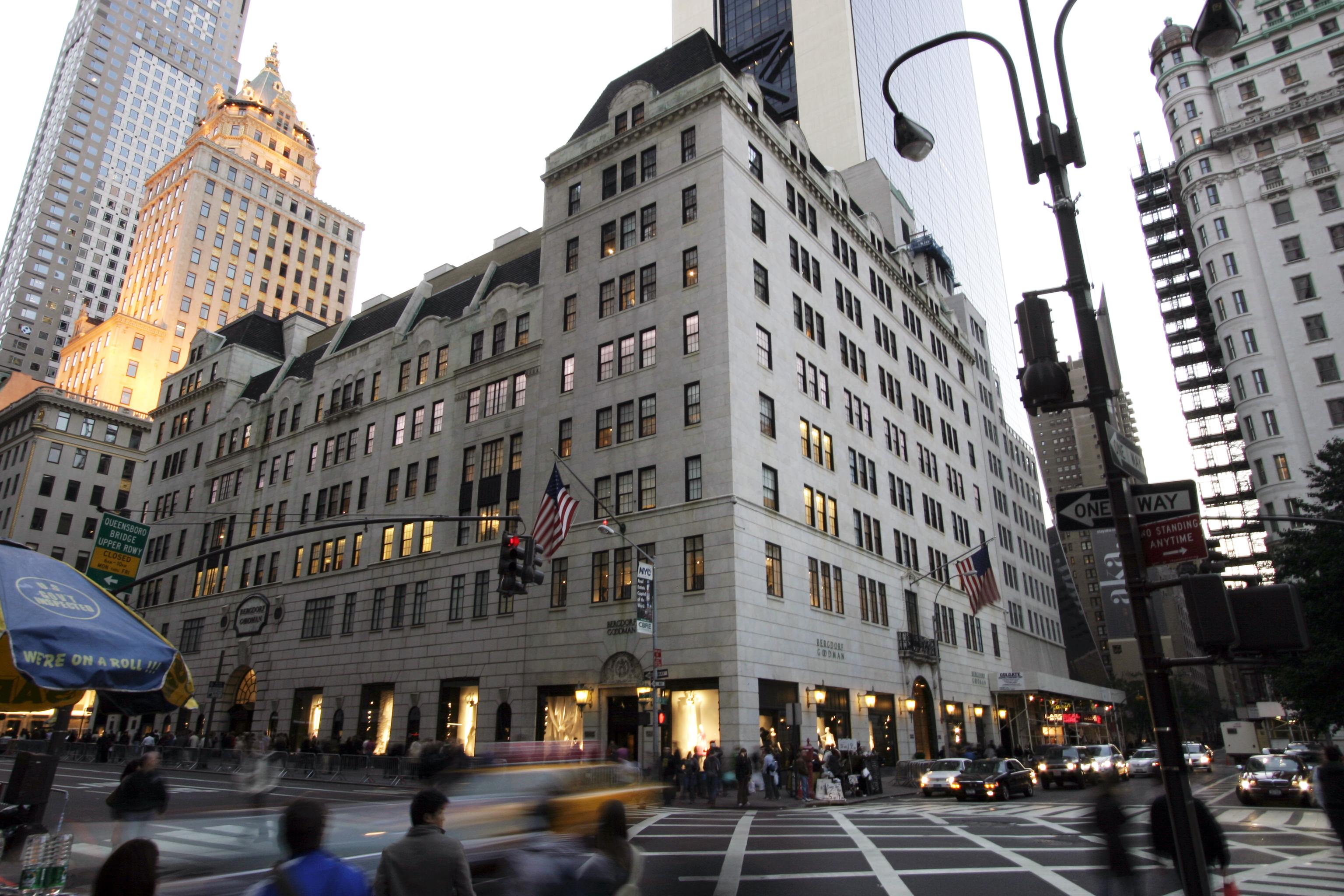 La Quinta Avenida, la famosa zona comercial de Nueva York