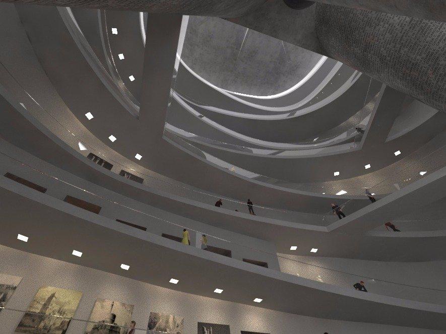 como será el interior de la obra en Rodas