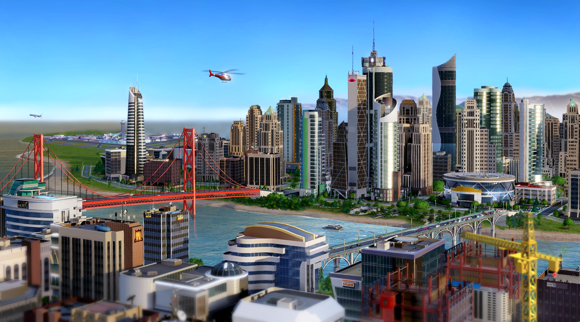 ¿Así serán las ciudades del futuro?