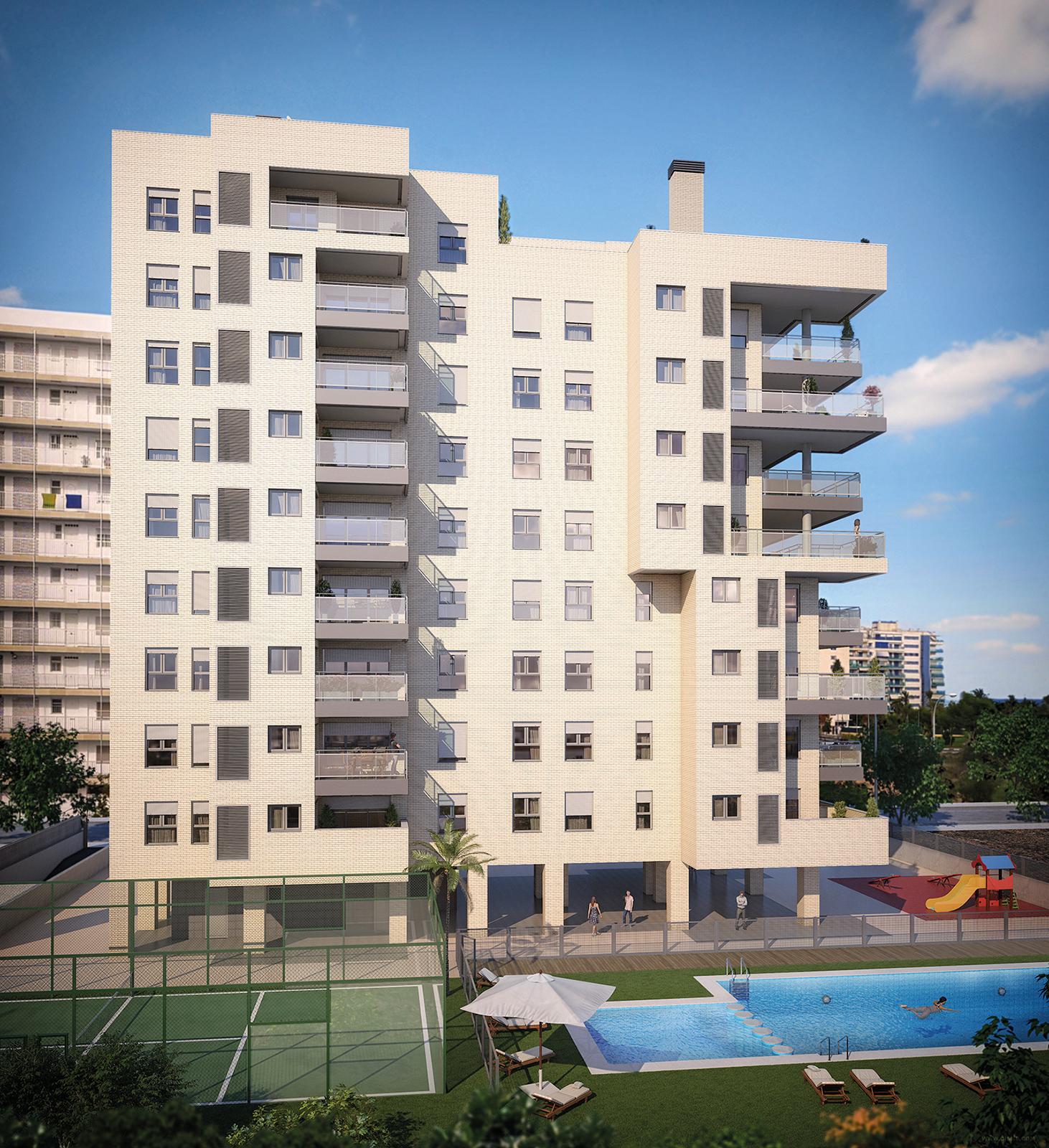 Sareb se convierte en promotor de vivienda. Suelo en Torero Luis Francisco Espla. San Juan (Alicante)