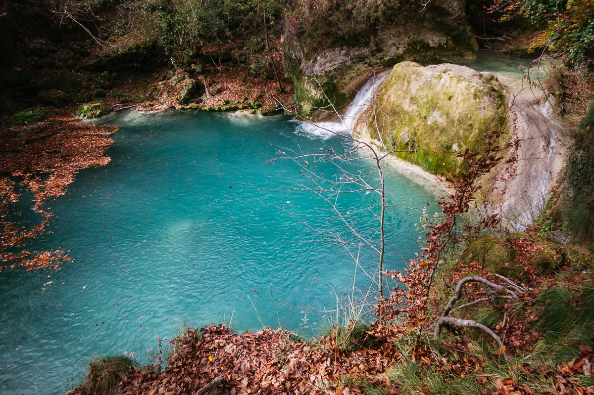 Reserva natural Navarra - Nacedero Urederra