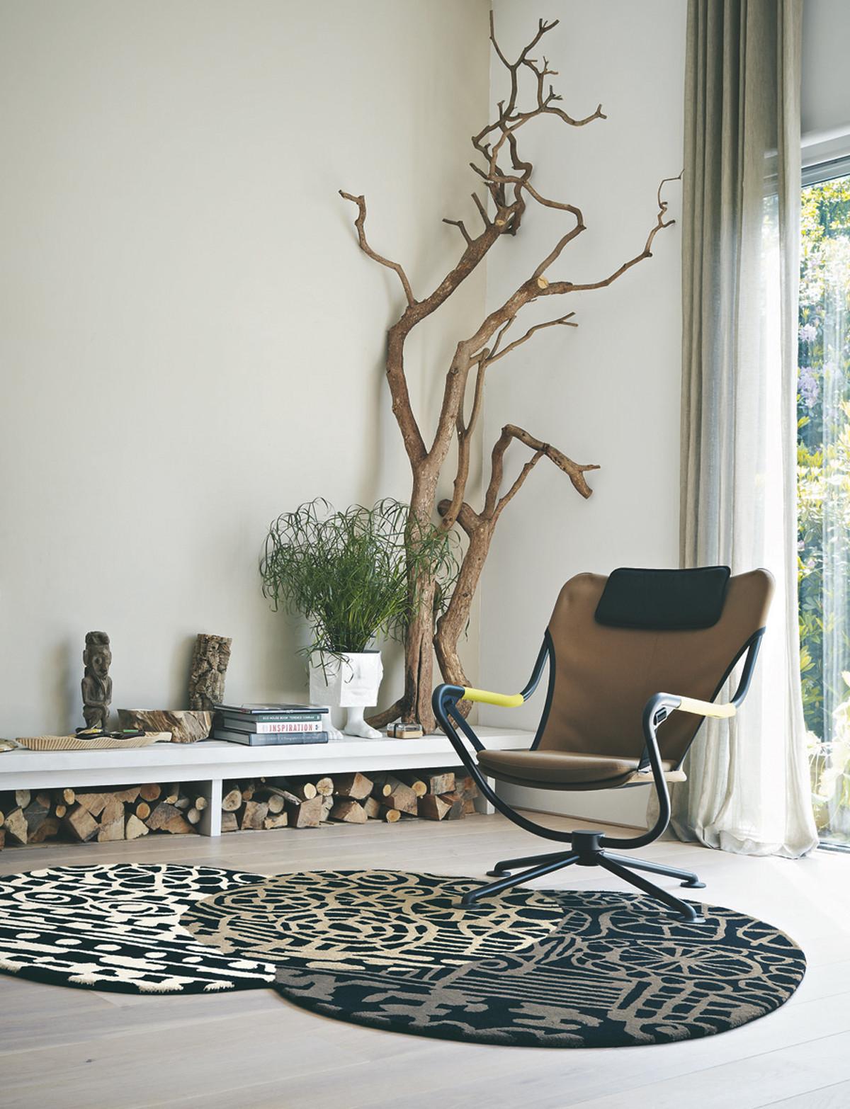 Ideas de decoraci n c mo tener una casa salvaje gracias - Arboles de interior ...