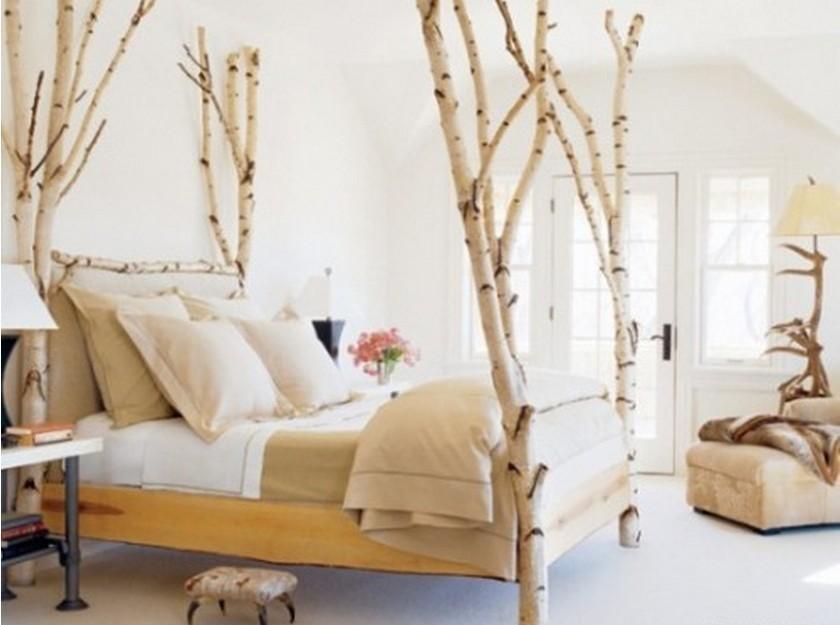 Ideas De Decoracion Como Tener Una Casa Salvaje Gracias A Los - Ramas-de-arboles-para-decoracion