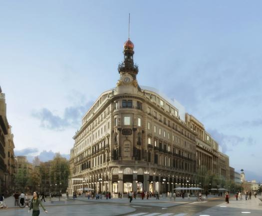 El Complejo Canalejas en Madrid