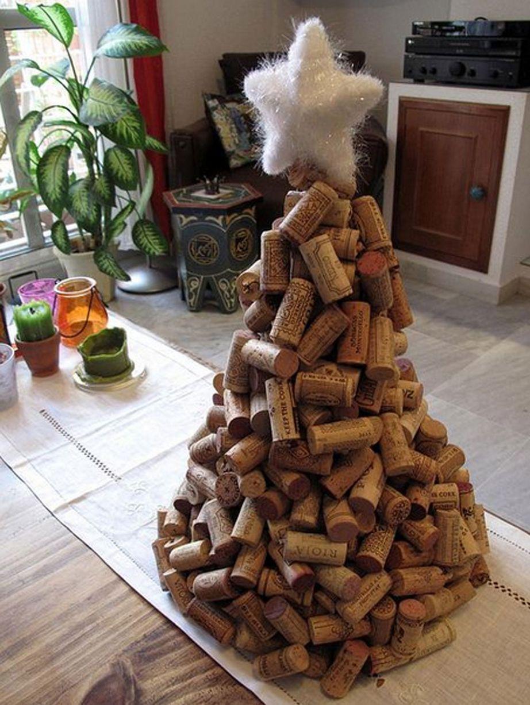 y poco rboles de navidad para decorar tu casa sin talar un pino