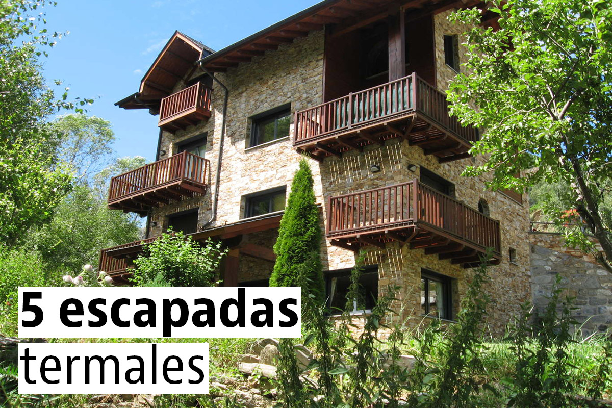 5 destinos para escapadas con termas naturales en espa a idealista news - Casas rurales cerca de arnedillo ...