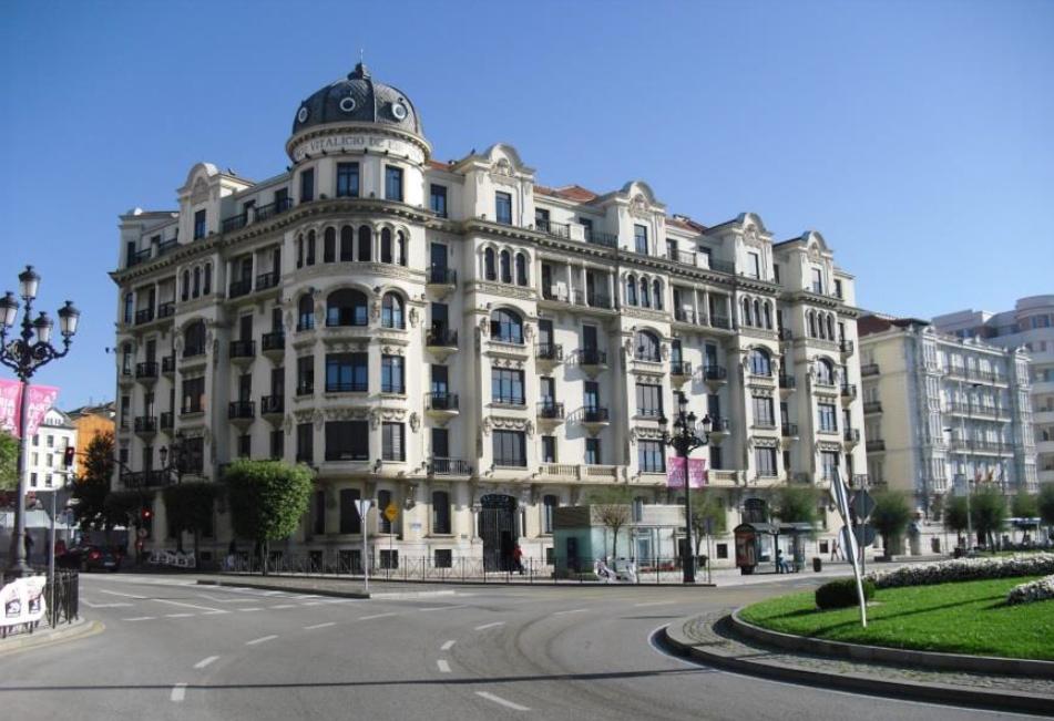 Mazabi compra el Edificio Castelar (Santander) por 24 millones