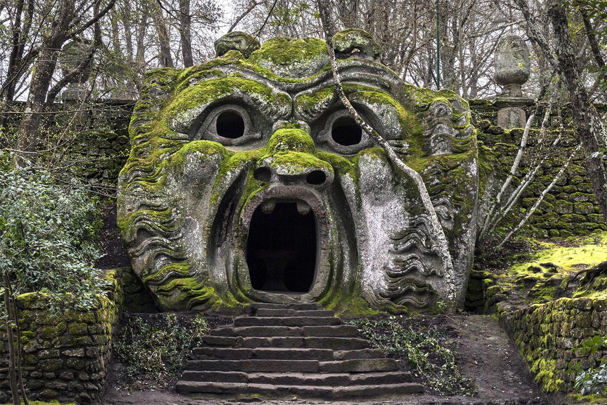 El Parque de los Monstruos