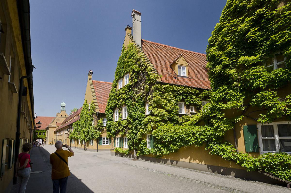 Fuggerei el pueblo alemán que ofrece viviendas sociales