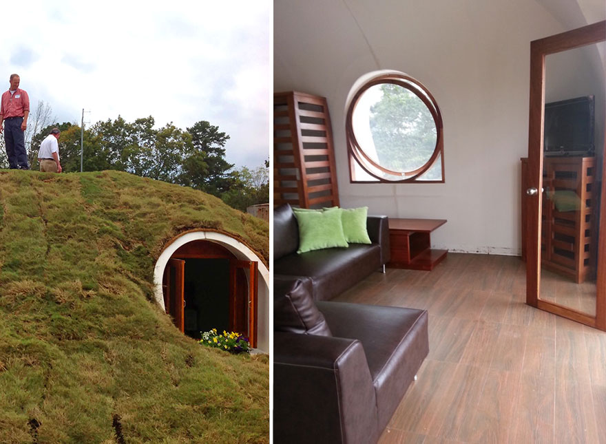 Una vivienda ecológica