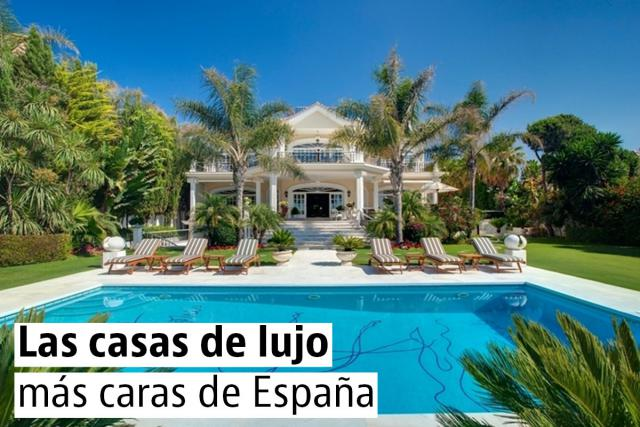 No hay crisis para el lujo idealista news for Mansiones de lujo en madrid