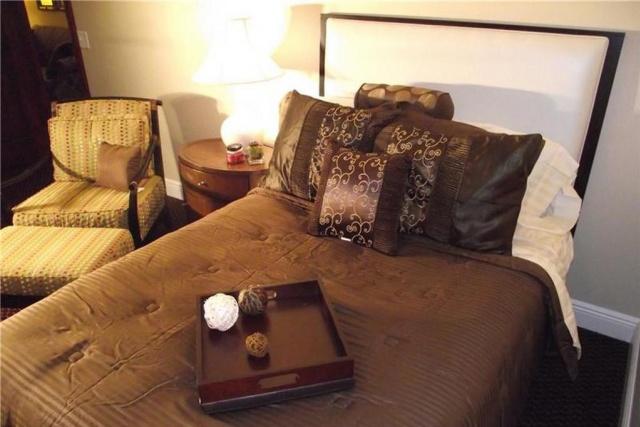 Dormitorio del búnker de lujo