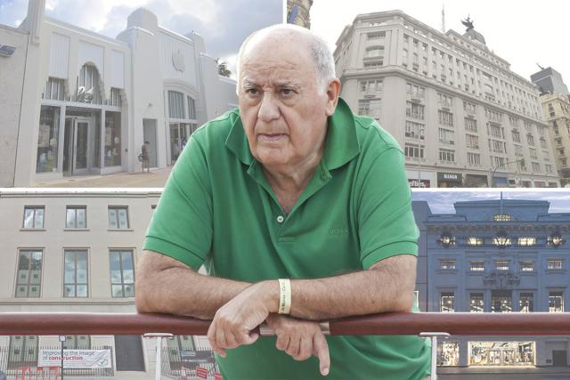 Amancio Ortega, fundador del Grupo Inditex