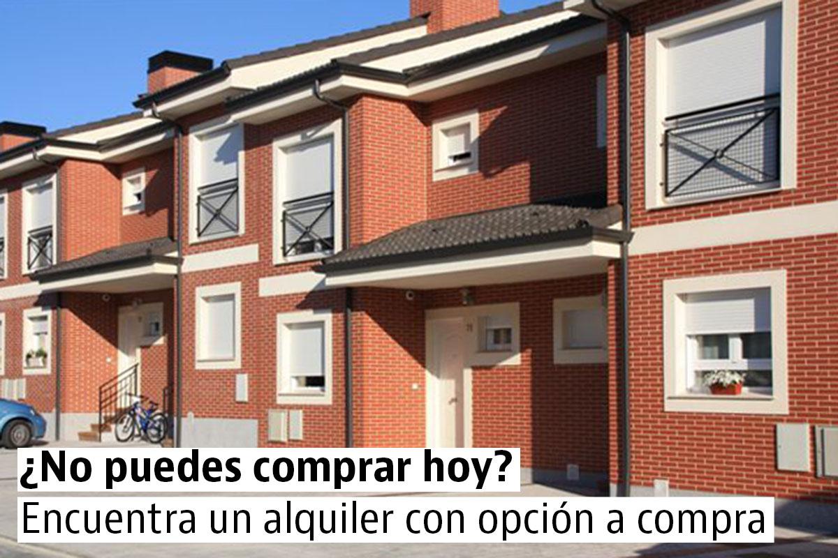 Las viviendas en alquiler con opci n a compra m s baratas for Viviendas baratas en madrid