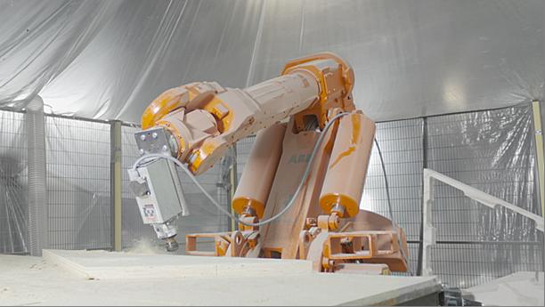 El albañil robot