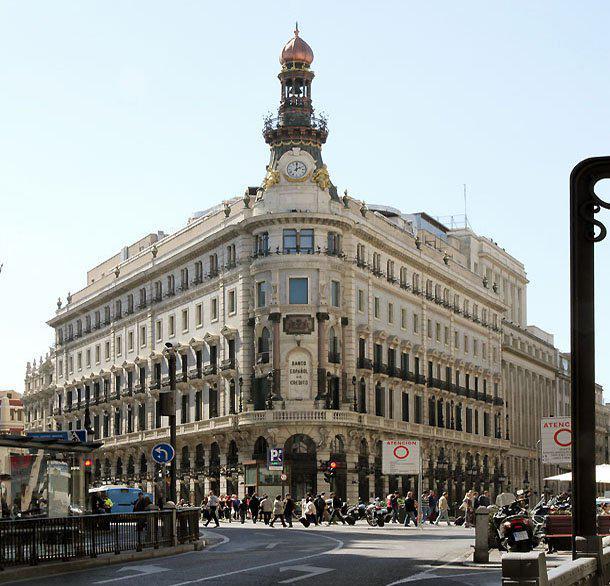 El Complejo Canalejas en el centro de Madrid
